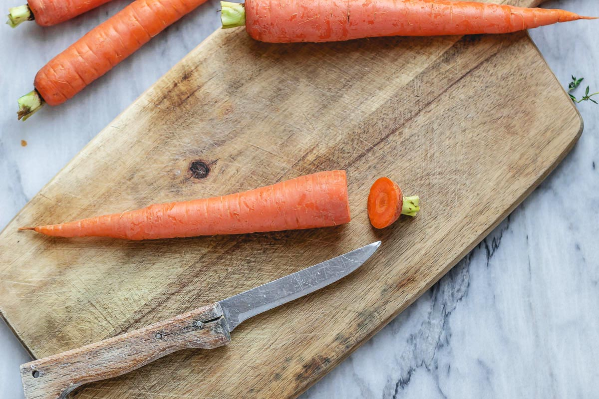 zanahoria asada receta 2