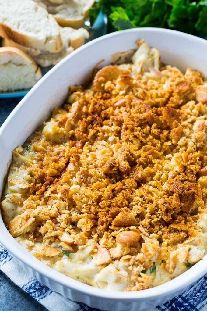 Cangrejo Imperial es una receta clásica de Maryland
