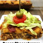 Bacon Cheeseburger Casserole – Keto / Low Carb