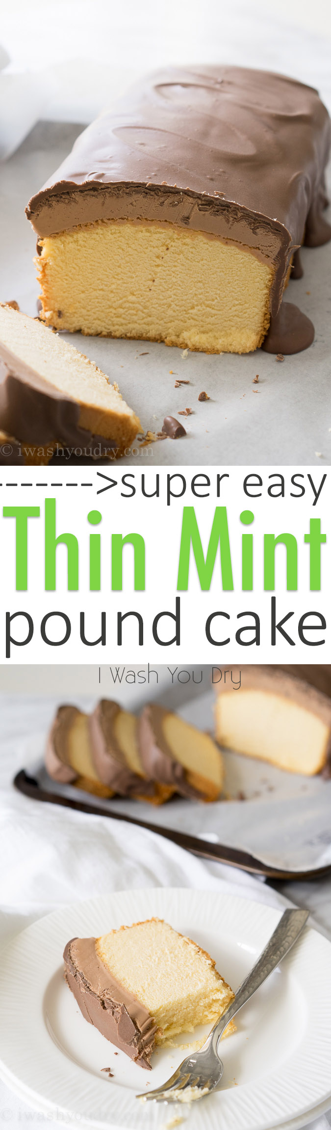 Extra easy and fine mint cake! It takes only 10 minutes to make and it tastes VERY good! Definitely doing this again!
