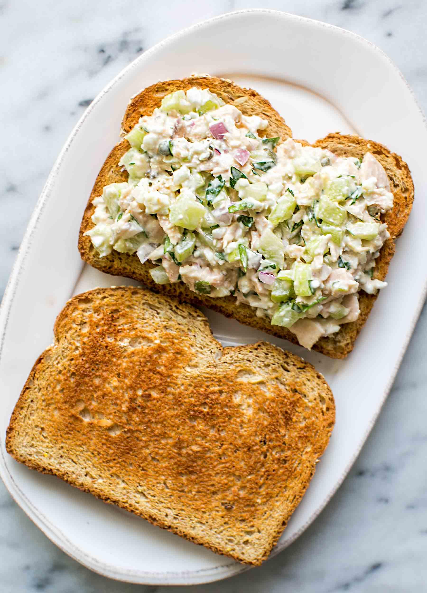 O melhor sanduíche de atum