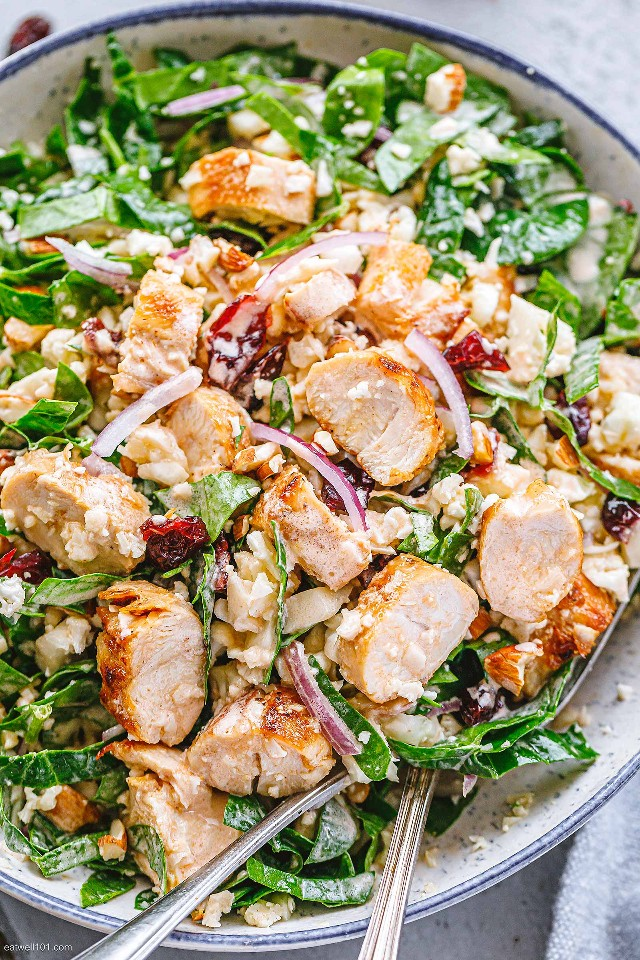 how to make chicken salad