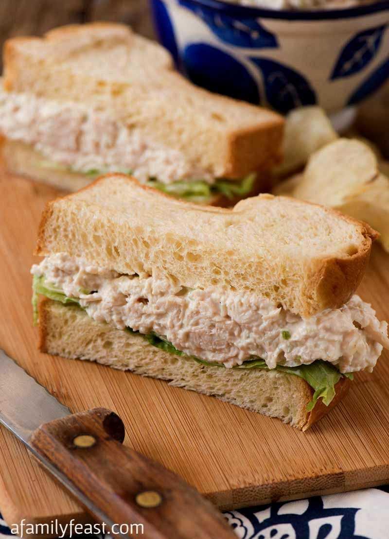 ¡Prepara esta deliciosa ensalada de pollo Copycat Willow Tree en casa!