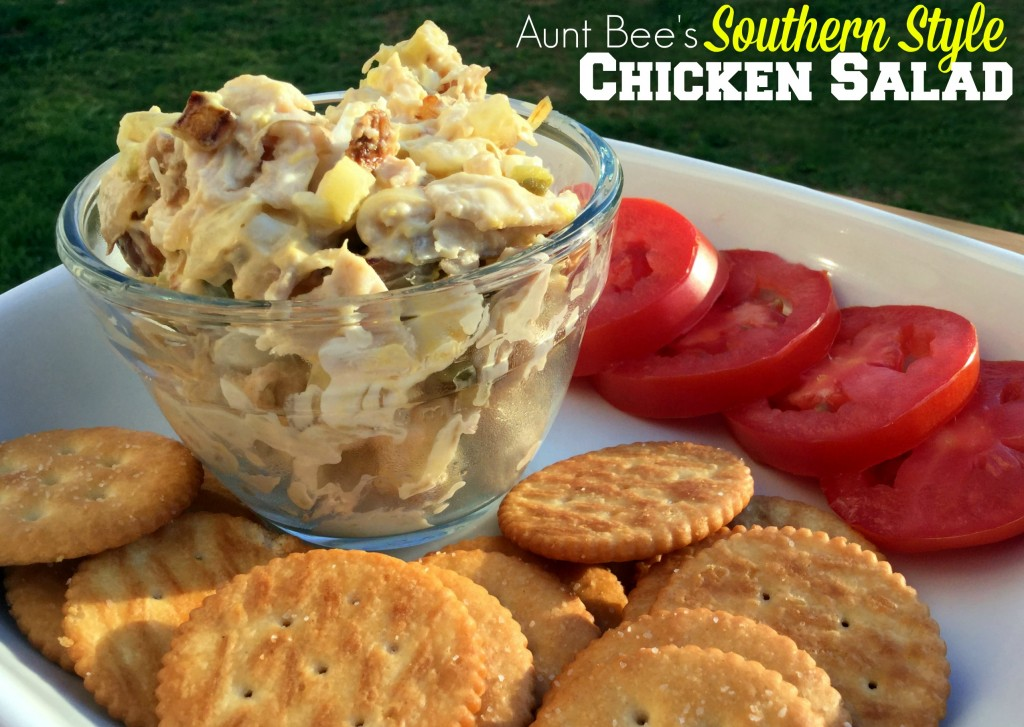 Salada de frango estilo sulista | Receitas latinas!