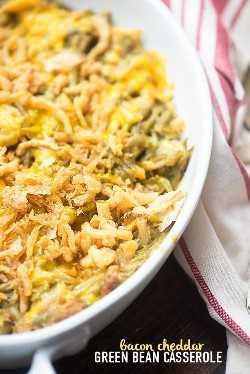 Ensopado de feijão verde com bacon! Esta receita de ensopado de feijão verde é super fácil e não há latas de sopa!