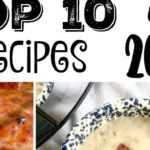 Las 10 mejores recetas de 2019