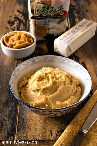 Miso butter