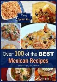 As melhores receitas mexicanas