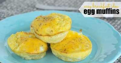 cupcakes de ovo fácil