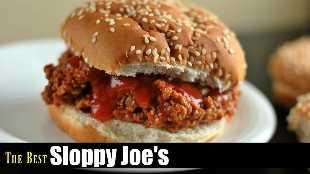 Sloppy Joe's | Receitas latinas!