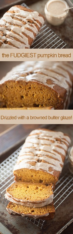 Receta de pan de calabaza súper húmedo y dulce ¡Esta es LA MEJOR receta de pan de calabaza que he probado en mi vida!
