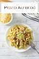 Este pesto fácil de frango ao ar livre é um toque saboroso em um jantar clássico. #pasta #italian #alfredo # frango