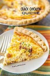 """Quiche de frango crack - tão rápido e fácil. Todo mundo amou esta receita! Pode seguir em frente e congelar para mais tarde. Massa para bolo, frango, queijo cheddar, bacon, molho para rancho, creme de leite e ovos Pronto para comer em uma hora. Ótimo para café da manhã, almoço ou jantar. O MELHOR! #quiche # frango # comida congelada # bacon #ranch #cheddar """"border ="""" 0 """"data-original-height ="""" 1600 """"data-original-width ="""" 762 """"title ="""" Quiche de Frango Crack - tão rápido e fácil. Todo mundo amou esta receita! Pode seguir em frente e congelar para mais tarde. Massa para bolo, frango, queijo cheddar, bacon, molho para rancho, creme de leite e ovos Pronto para comer em uma hora. Ótimo para café da manhã, almoço ou jantar. O MELHOR! #quiche # frango # comida congelada # bacon #ranch #cheddar """"src ="""" https://juegoscocinarpasteleria.org/wp-content/uploads/2020/02/1581210307_857_Quiche-de-pollo-y-crack.png """"class ="""" lazyload """">   <p>  crack, queijo cheddar, bacon, rancho, frango, café da manhã, almoço, jantar, refeição no congelador. Quiche</p> <p>    Entrada</p> <p>    americano</p> <p>   <img itemprop="""