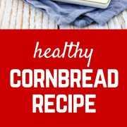 Sirve una rebanada de pan de maíz con tu chile ... ¡sin la culpa! Este pan de maíz saludable adelgazado es tan satisfactorio como el pan de maíz tradicional, y puede sentirse mejor al comerlo. ¡Obtén la receta fácil en RachelCooks.com!