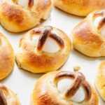 Receta de panes de pascua
