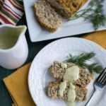 Receta de salsa de mostaza y eneldo Dijon (opción sin lácteos)
