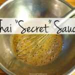 """Salmón a la plancha con salsa """"secreta"""" tailandesa + 5 recetas tailandesas más fáciles"""