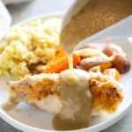 Salsa de pollo casera fácil