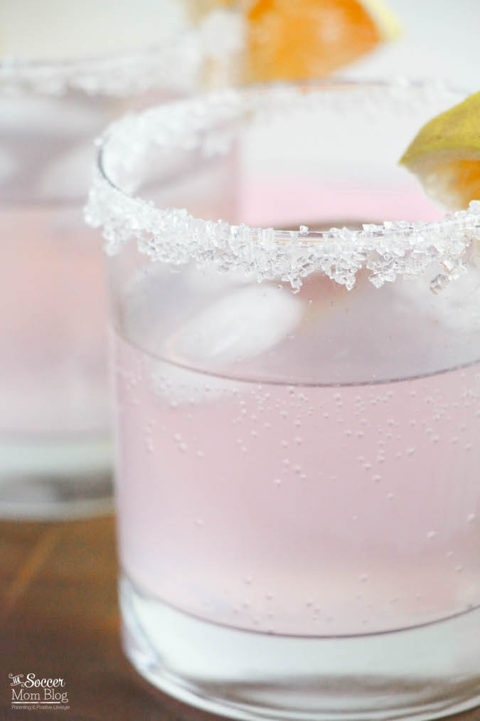 This gorgeous Sparkling Pink Paloma cocktail recipe will change the way you view tequila! A perfect festive drink for brunch, parties and holidays.