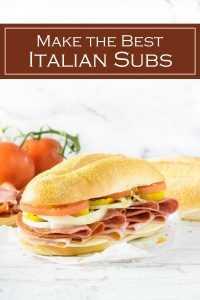 Receta italiana de Sandwich Sub # Sandwich #italiano