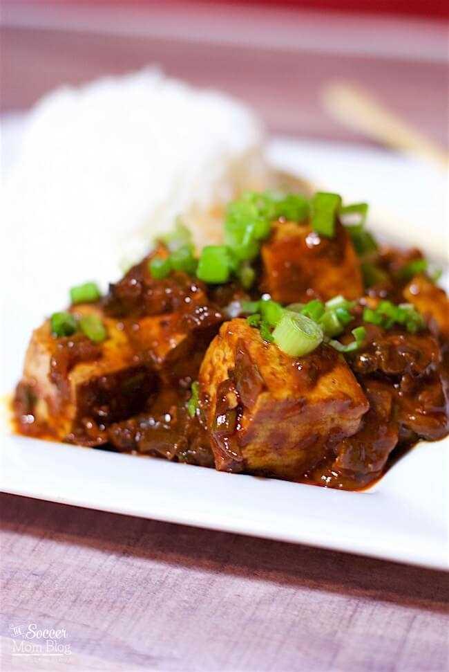 ¡Ya no tienes que visitar tu restaurante chino local para obtener tu dosis de adictivo tofu MaPo picante!