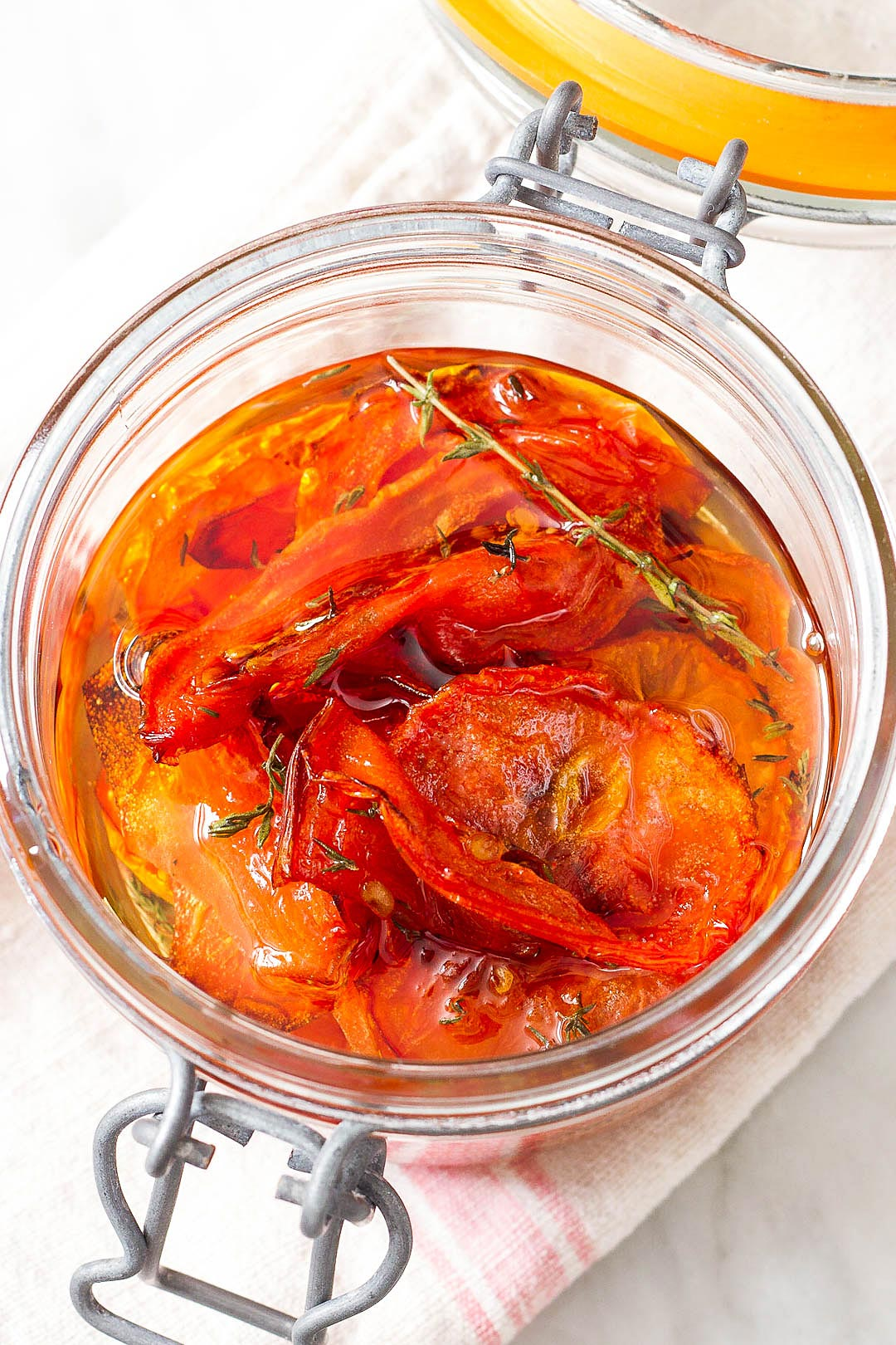 Sun Dried Tomatoes Recipe