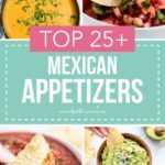 Top 25+ aperitivos mexicanos