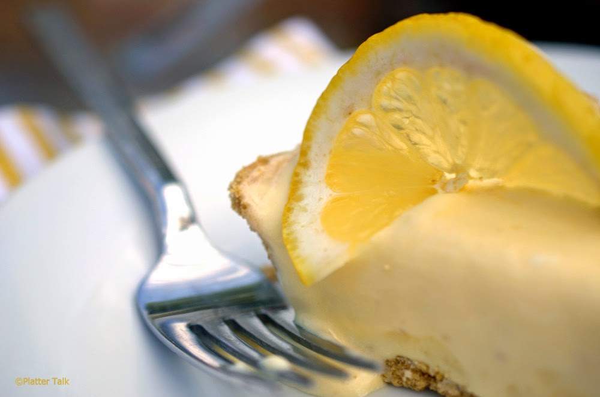 Tarta De Limonada