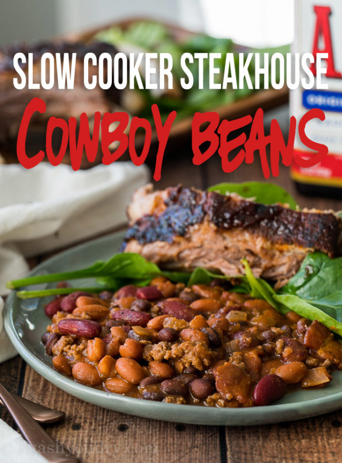 "¡GUAUU! ¡Estos Frijoles Vaqueros de Cooker Steakhouse de Cocción Lenta podrían ser una comida por sí solos, pero son el acompañamiento perfecto y reconfortante para cualquier fiesta de barbacoa! ""Width ="" 675 ""height ="" 913 ""srcset ="" https://iwashyoudry.com/wp- content / uploads / 2017/12 / Slow-Cooker-Steakhouse-Cowboy-Beans-6-copy-675x913.jpg 675w, https://iwashyoudry.com/wp-content/uploads/2017/12/Slow-Cooker-Steakhouse -Cowboy-Beans-6-copy-600x811.jpg 600w, https://iwashyoudry.com/wp-content/uploads/2017/12/Slow-Cooker-Steakhouse-Cowboy-Beans-6-copy-18x24.jpg 18w , https://iwashyoudry.com/wp-content/uploads/2017/12/Slow-Cooker-Steakhouse-Cowboy-Beans-6-copy-27x36.jpg 27w, https://iwashyoudry.com/wp-content/ uploads / 2017/12 / Slow-Cooker-Steakhouse-Cowboy-Beans-6-copy-35x48.jpg 35w, https://iwashyoudry.com/wp-content/uploads/2017/12/Slow-Cooker-Steakhouse-Cowboy -Beans-6-copy.jpg 721w ""tamaños ="" (ancho máximo: 675px) 100vw, 675px"