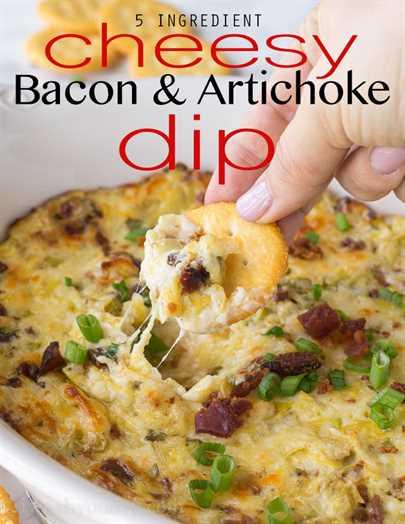 """¡Esta salsa de alcachofa con tocino y queso es solo de 5 ingredientes y es muy fácil de hacer! ¡Nunca quedan restos! """"Width ="""" 675 """"height ="""" 874 """"srcset ="""" https://iwashyoudry.com/wp-content/uploads/2016/11/Cheesy-Bacon-Artichoke-Dip-4-copy. jpg 675w, https://iwashyoudry.com/wp-content/uploads/2016/11/Cheesy-Bacon-Artichoke-Dip-4-copy-600x777.jpg 600w """"tamaños ="""" (ancho máximo: 675px) 100vw, 675px"""