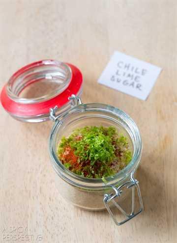 Hacer azúcares con sabor - Recetas de azúcar con sabor #ediblegifts #homemadegifts