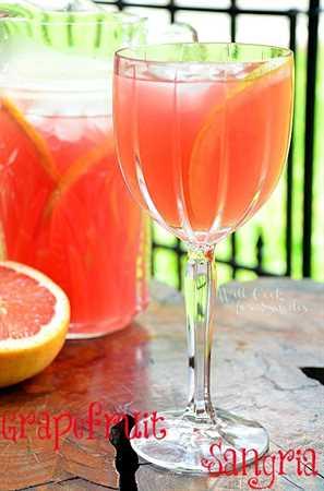 Grapefruit-Sangria 5 willcookforsmiles.com