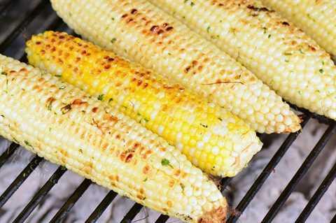 asar maíz