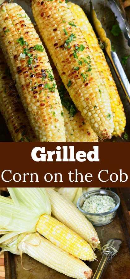 collage de maíz a la parrilla