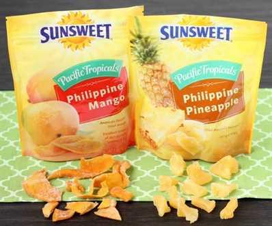 Mango filipino y piña Sunsweet