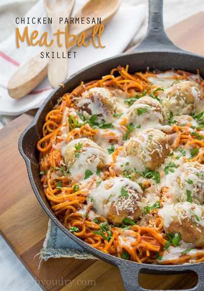 """Sartén de albóndigas de pollo y parmesano """"width ="""" 675 """"height ="""" 964 """"srcset ="""" https://juegoscocinarpasteleria.org/wp-content/uploads/2020/03/1583094726_350_Sarten-de-albondigas-de-pollo-parmesano.jpg 675w , https://iwashyoudry.com/wp-content/uploads/2015/09/Chicken-Parmesan-Meatball-Skillet-7-copy-600x857.jpg 600w, https://iwashyoudry.com/wp-content/uploads/ 2015/09 / Chicken-Parmesan-Meatball-Skillet-7-copy-17x24.jpg 17w, https://iwashyoudry.com/wp-content/uploads/2015/09/Chicken-Parmesan-Meatball-Skillet-7-copy -25x36.jpg 25w, https://iwashyoudry.com/wp-content/uploads/2015/09/Chicken-Parmesan-Meatball-Skillet-7-copy-34x48.jpg 34w """"tamaños ="""" (ancho máximo: 675px ) 100vw, 675px"""