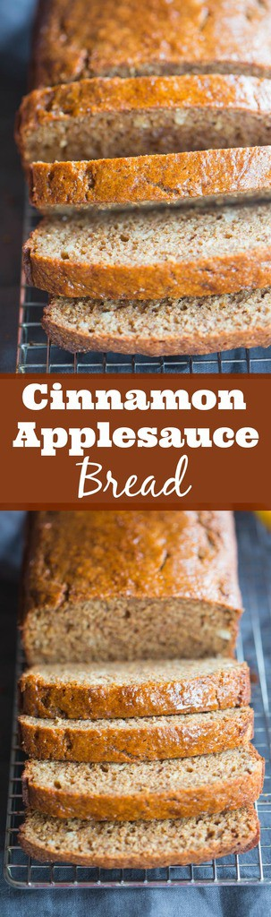 The BEST apple and cinnamon compote bread! Bakery style and made with whole grains | Tastes better from scratch