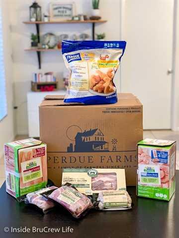 Perdue Farms: las nuevas cajas directas para el consumidor son una forma fácil de recibir proteínas premium en su puerta