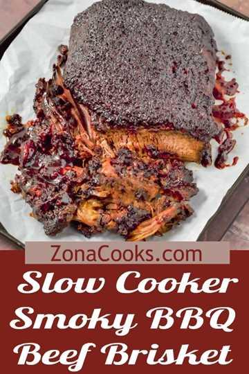 "pechuga de carne de res ahumada de barbacoa lenta en una bandeja ""srcset ="" https://cdn1.zonacooks.com/wp-content/uploads/2019/09/Slow-Cooker-Smokey-BBQ-Beef-Brisket-Dinner-for-Two -12.jpg 600w, https://cdn1.zonacooks.com/wp-content/uploads/2019/09/Slow-Cooker-Smokey-BBQ-Beef-Brisket-Dinner-for-Two-12-333x500.jpg 333w ""tamaños ="" (ancho máximo: 600 px) 100vw, 600 px"
