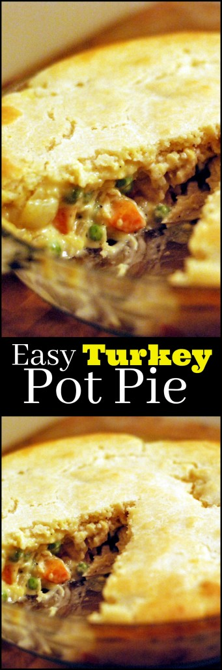 Easy Pot Pot Pie | Recetas Latinas!