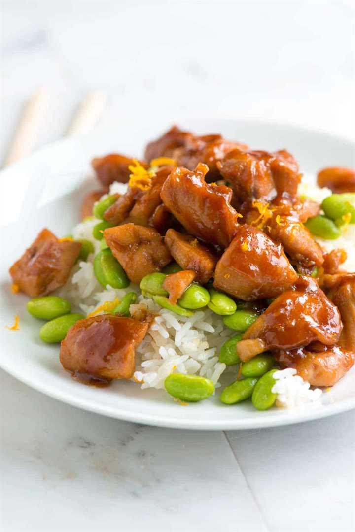 Cómo hacer el mejor pollo teriyaki en 30 minutos