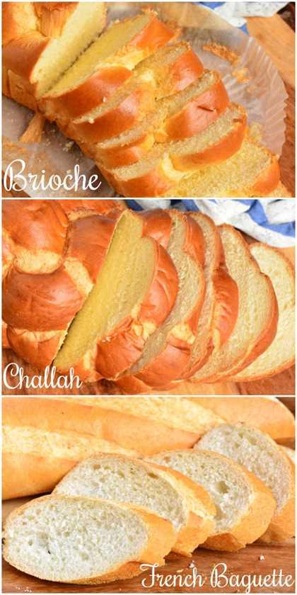 Que pan usar para tostadas francesas