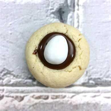 Cómo hacer mini galletas de huevo Cadbury para Pascua