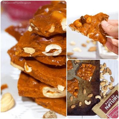 Receta casera de dulces de miel