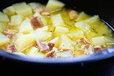 sopa de papa crockpot