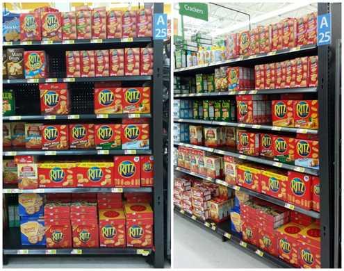 RITZ® en Walmart
