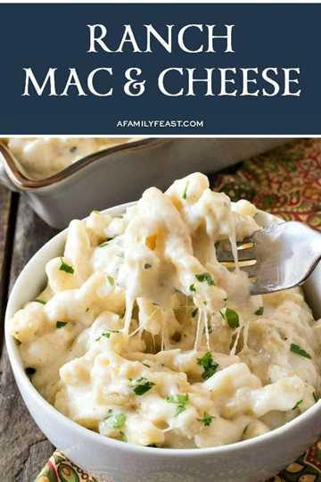 Rancho Macaroni and Cheese