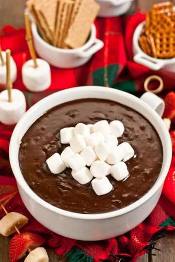 48 recetas de chocolate decadente
