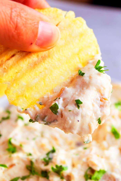 Salsa de cebolla francesa casera