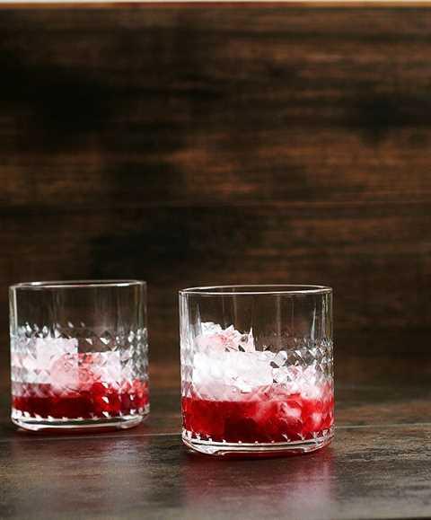 Raspberry and gin fizz recipe
